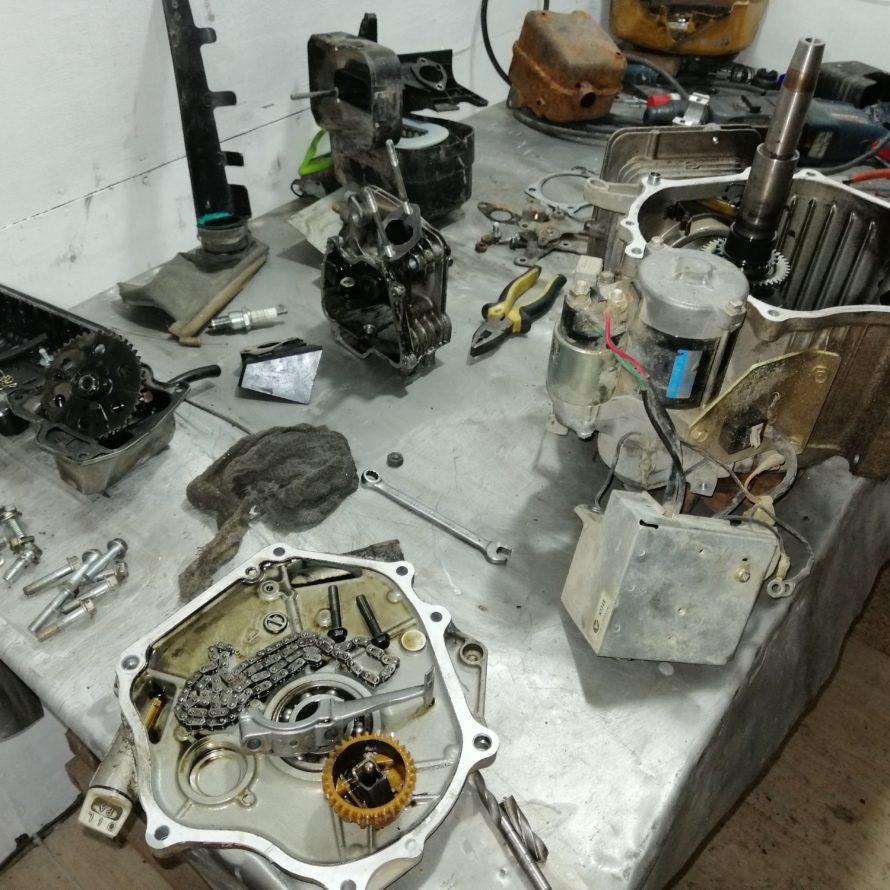 ремонт и техническое обслуживание строительного инструмента